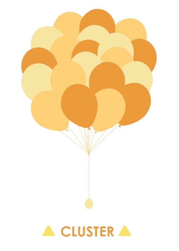 20 Balloon Bouquet
