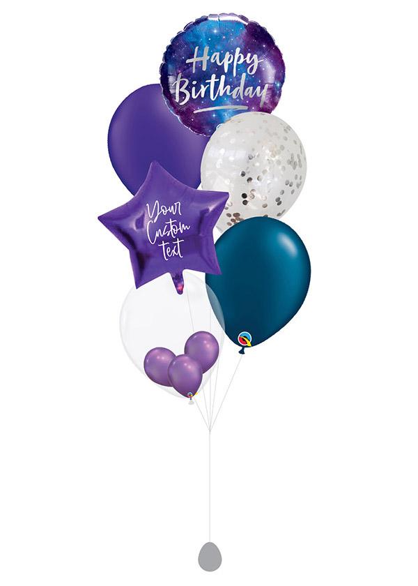 [BOUQUET] Customised Birthday Galaxy