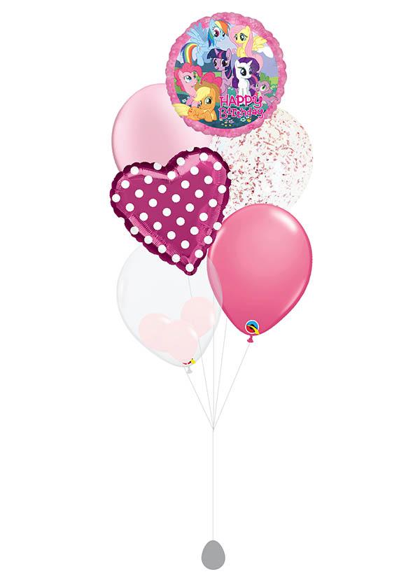 [BOUQUET] My Little Pony Birthday