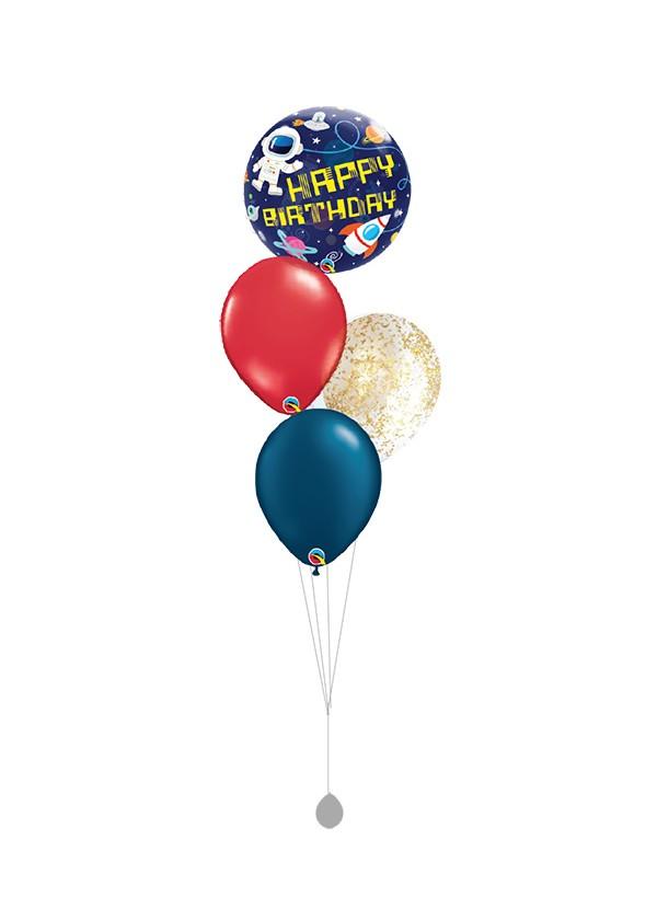 [BOUQUET] Birthday Astronaut Bouquet