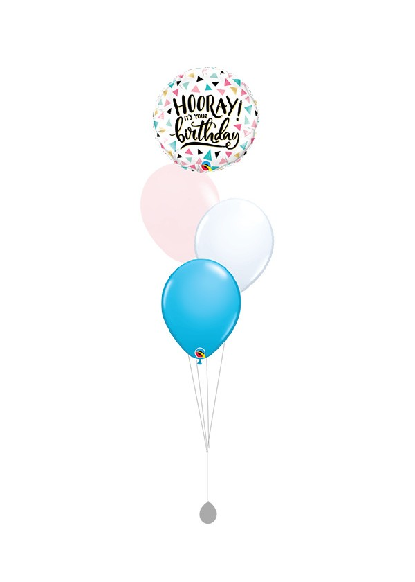 [BOUQUET] Birthday Hooray Confetti Bouquet