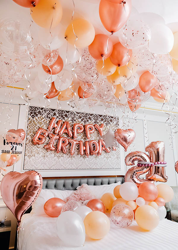 Fun Birthday Party Balloon Package $299