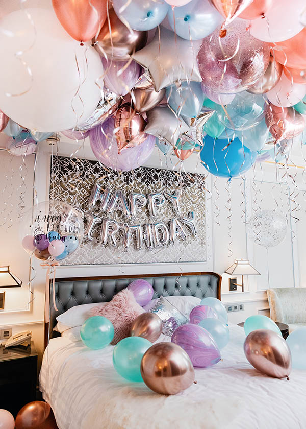 WOW! Birthday Party Balloon Package $480