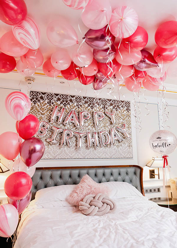 Petite Birthday Party Balloon Package B $120