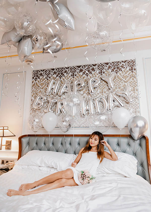 Petite Birthday Party Balloon Package A $120