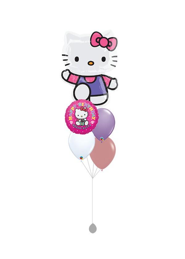 [BOUQUET] Hello Kitty Balloon Bouquet