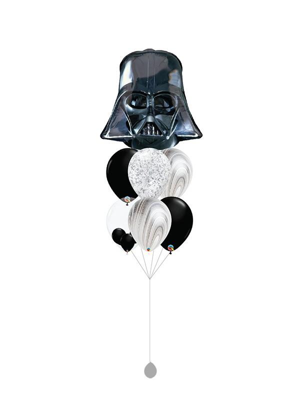 [BOUQUET] Star Wars Darth Vader Balloon Bouquet