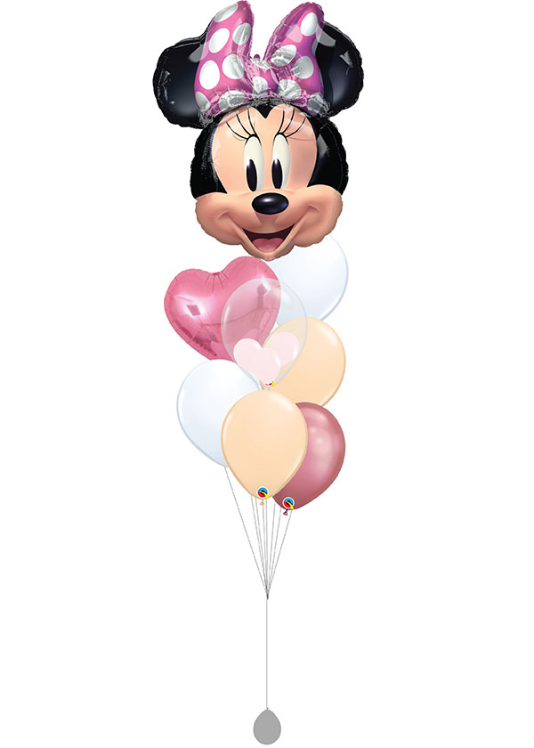 [BOUQUET] Minnie Mouse Bouquet