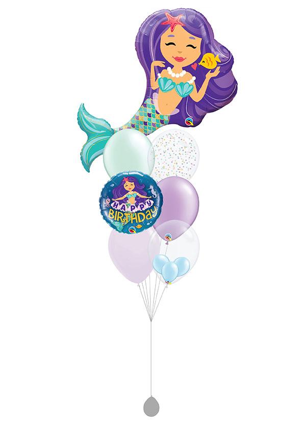 [BOUQUET] Birthday Enchanting Mermaid