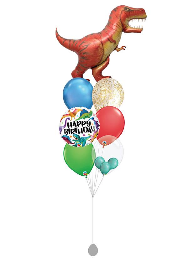 [BOUQUET] Birthday T-Rex