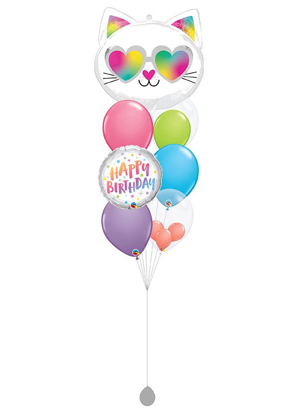 [BOUQUET] Birthday Cool Kitty