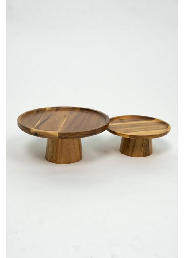 [RENTAL] Wooden Dessert Stand $8.00