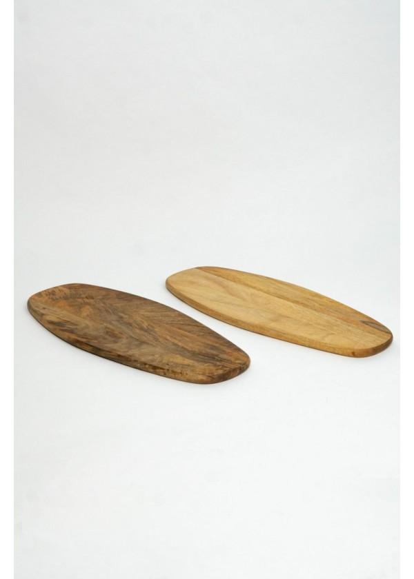 [RENTAL] Large Wooden Dessert Board $10.00