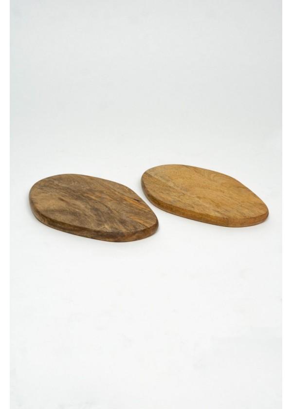 [RENTAL] Small Wooden Dessert Board $6.00