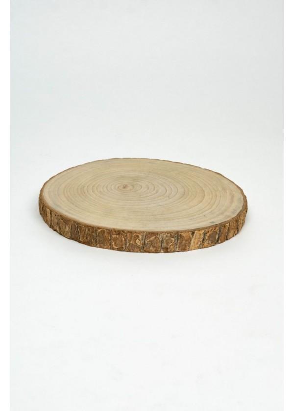 [RENTAL] Wooden Log Slice Type A $8.00