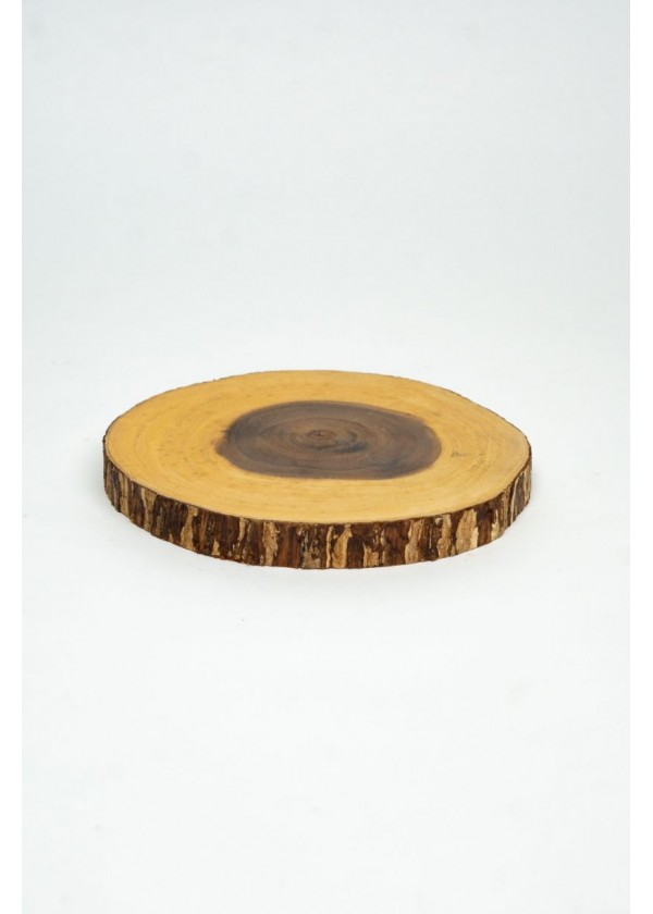 [RENTAL] Wooden Log Slice Type B $8.00