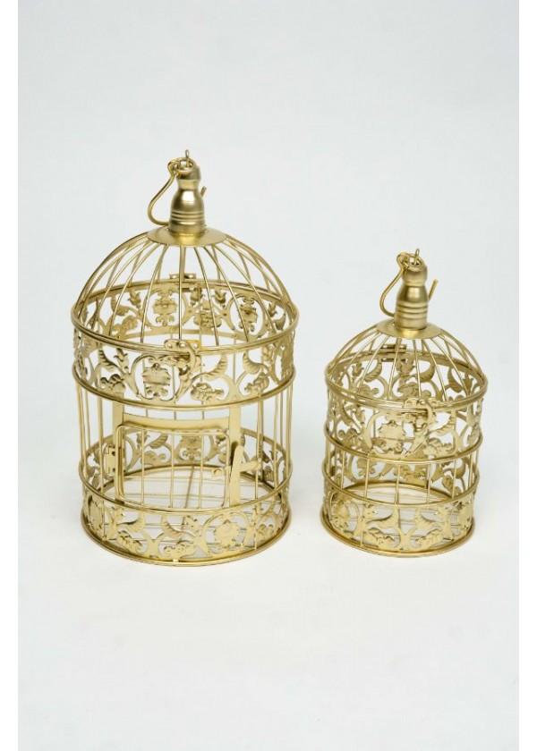 [RENTAL] Elegant Gold Cage $8.00