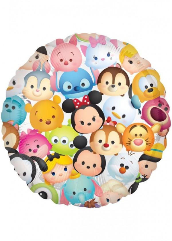 "18"" Round Disney Tsum Tsum"
