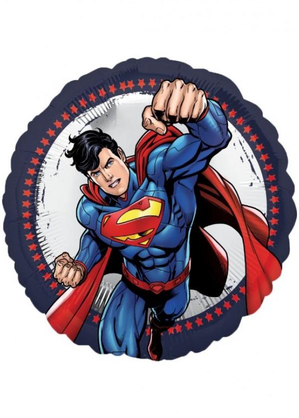 """18"""" Round Superman"""