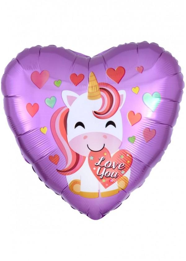 "18"" Love You Unicorn"