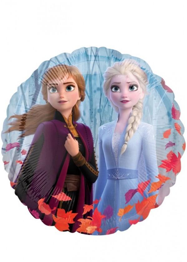"""18"""" Round Frozen 2"""