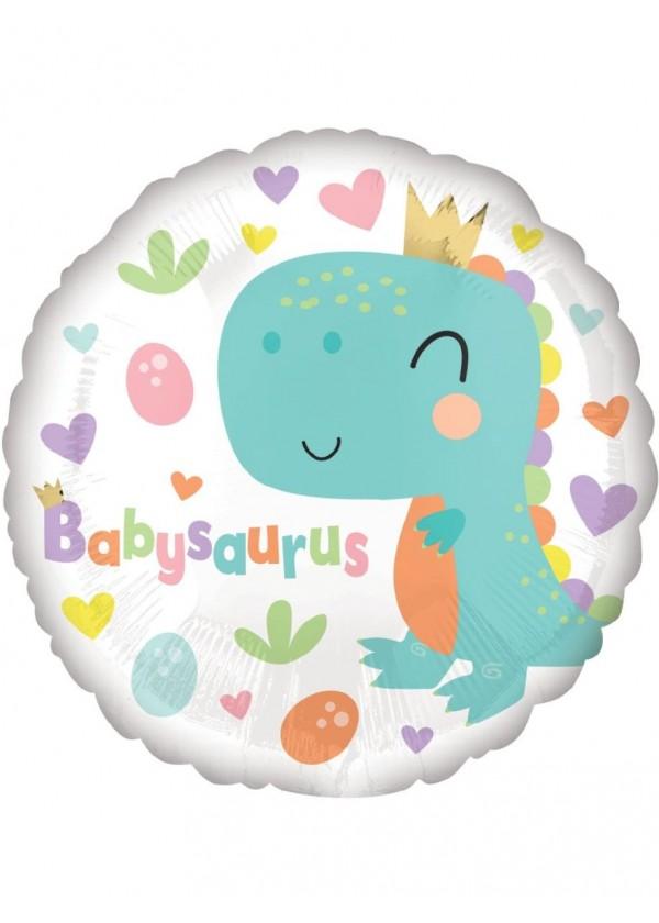 "18"" Round Babysaurus [DINOSAUR]"