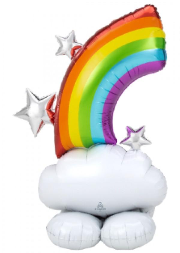 """[Airloonz] Rainbow 36"""" x 52"""""""