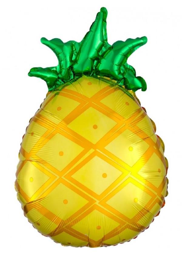 "JR Shape Tropical Pineapple 12"" x 21"""