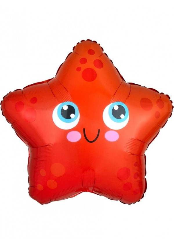 """Standard Shape Starfish 17"""" x 16"""""""