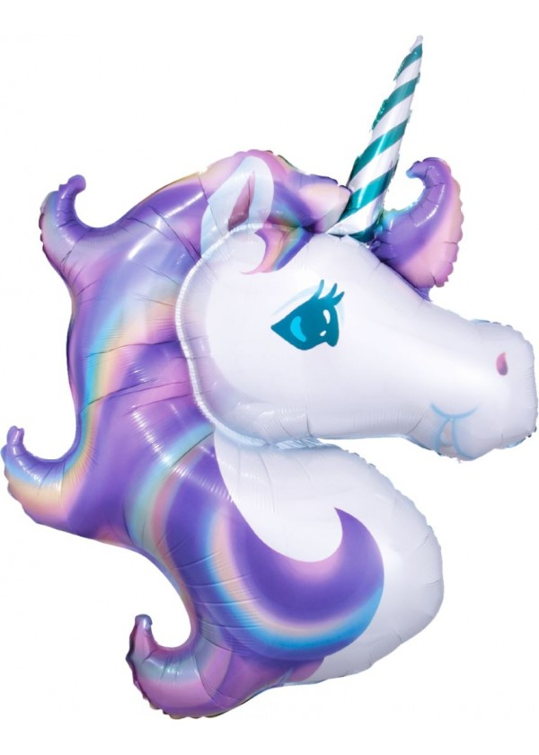 """[Supershape] Pastel Unicorn 33"""" x 29"""""""