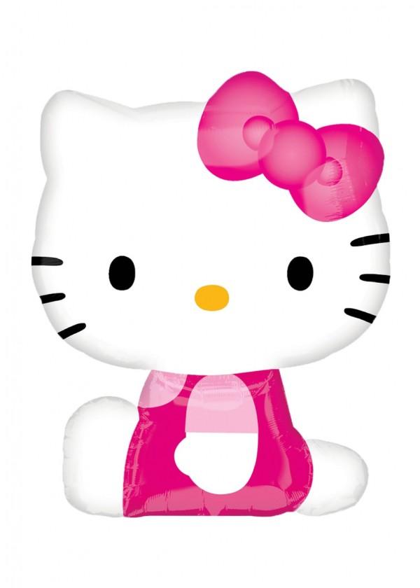 """[Supershape] Hello Kitty Shape 22"""" x 27"""""""