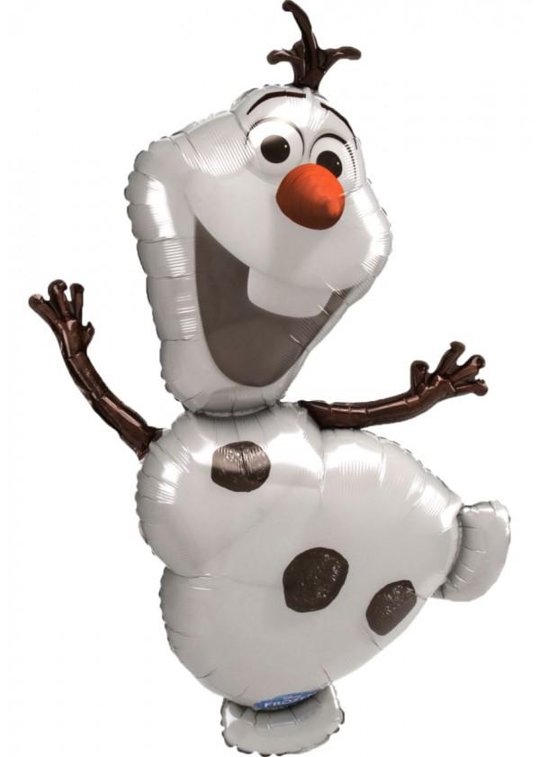 "[Supershape] Disney Frozen Olaf 23"" x 41"""