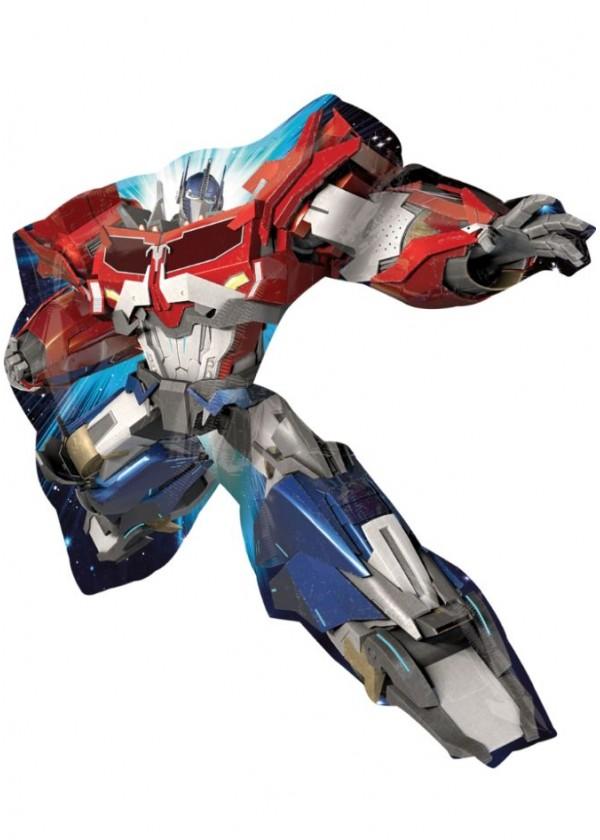 "[Supershape] Transformer Optimus Prime 32"" x 35"""