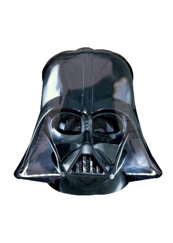 "[Supershape] Darth Vader Helmet Black 25"" x 25"""