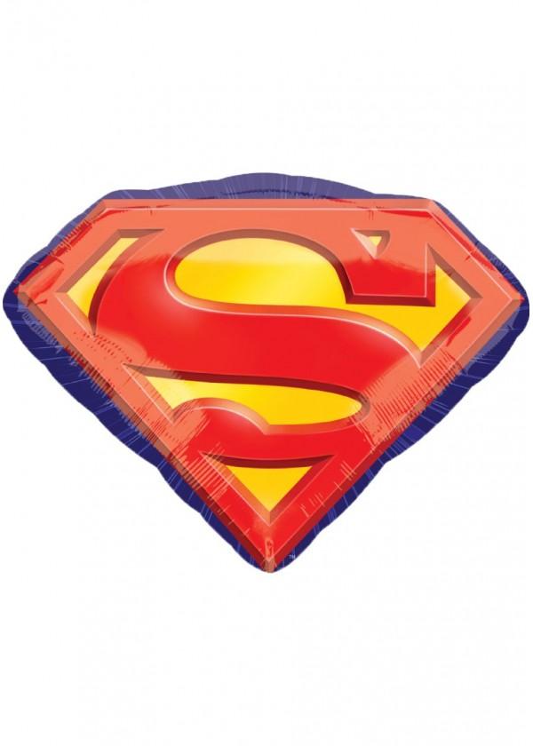 "[Supershape] Superman Emblem 26"" x 20"""