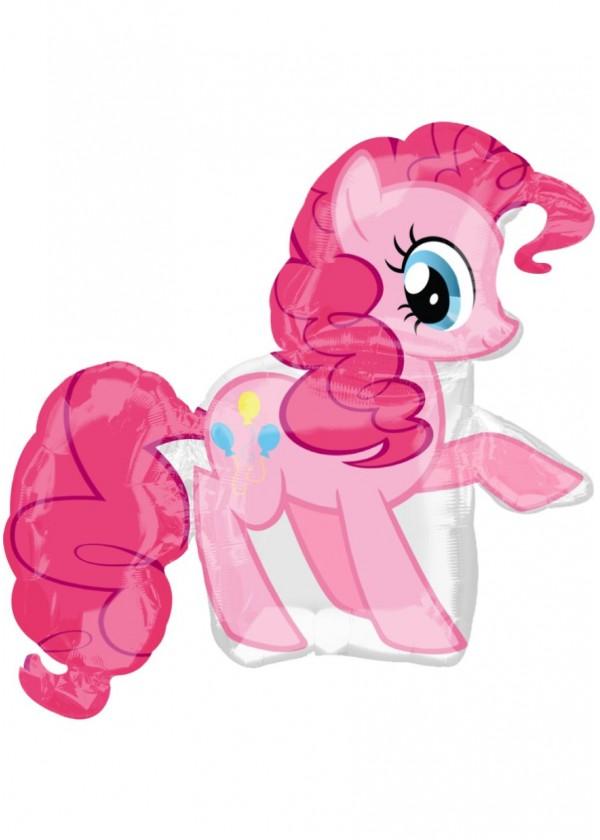 "[Supershape] My Little Pony 30"" x 33"""
