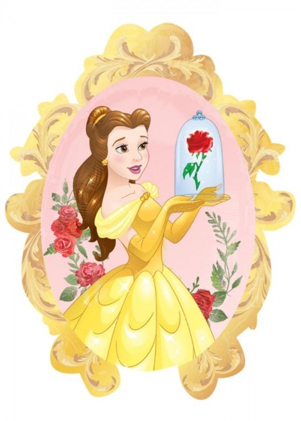 "[Supershape] Disney Princess Belle 31"" x 25"""