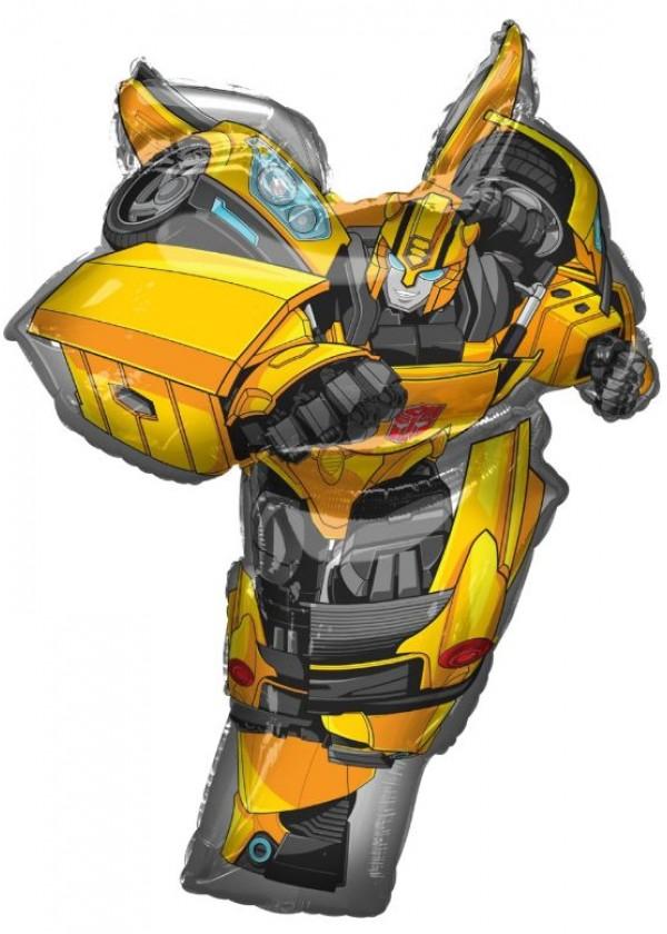 "[Supershape] Transformer Bumble Bee 27"" x 37"""