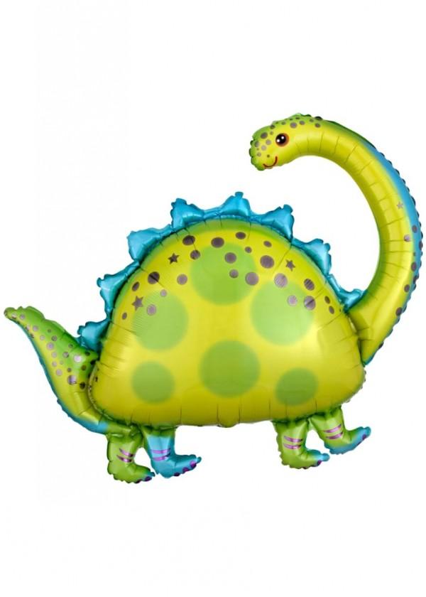 "[Supershape] Stegosaurus 32"" x 27"" [DINOSAUR]"