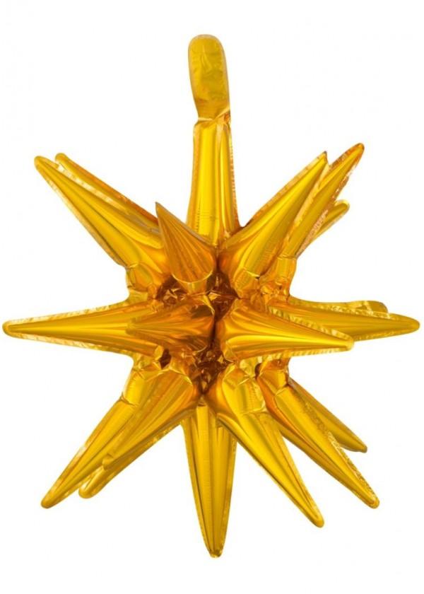 "20"" Small Magic Star - Gold"