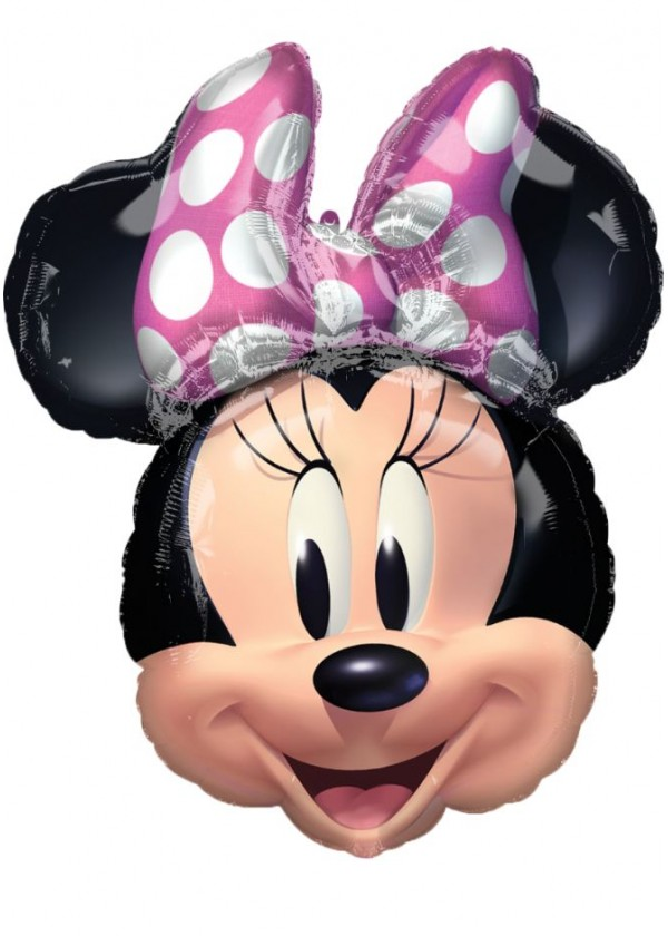 """[Supershape] Minnie Mouse Forever 21"""" x 26"""""""