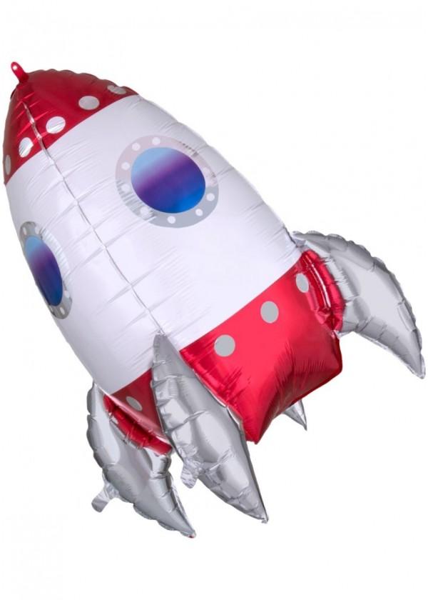 "Ultrashape Rocket Ship 22"" x 29"""
