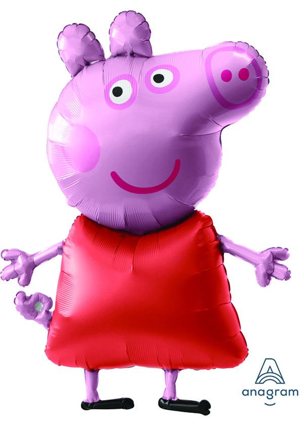 """[Airwalker] Peppa Pig 36"""" x 48"""""""
