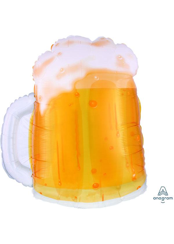 "[Supershape] Beer Mug 20"" x 23"""