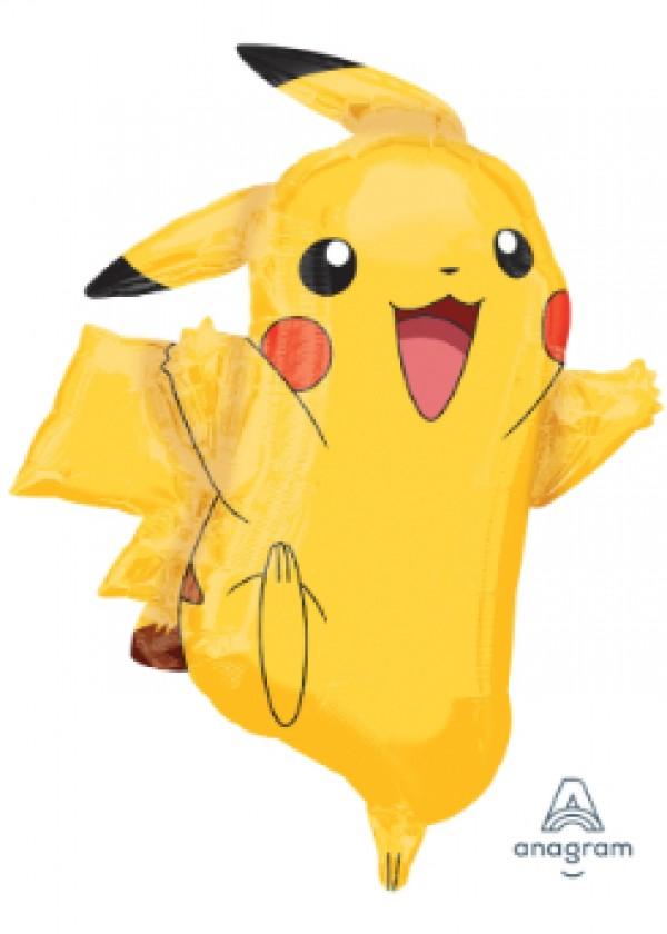 "[Supershape] Pikachu Pokemon 31"""