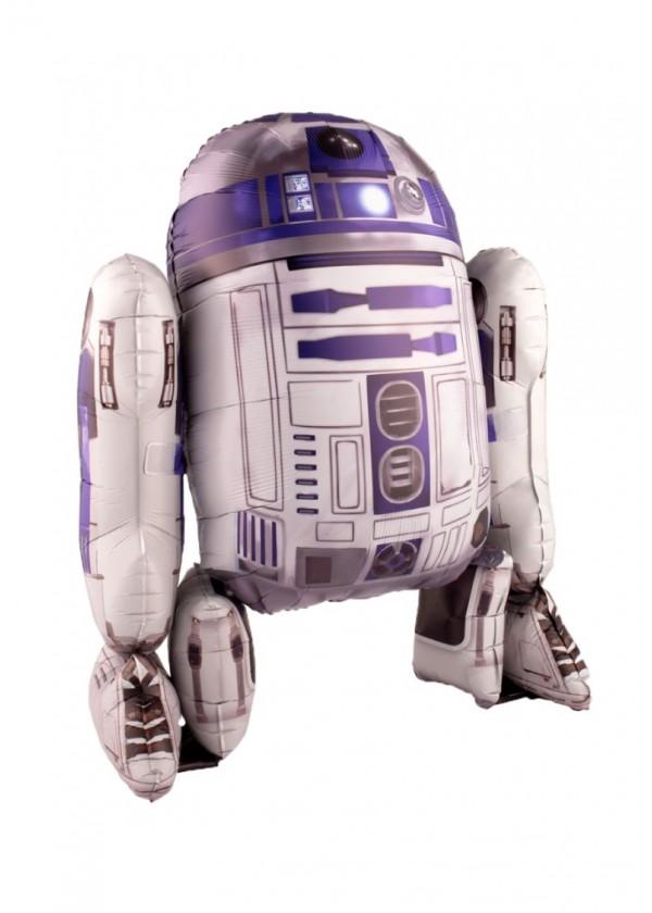 "[Airwalker] Star Wars R2D2 34"" x 38"""