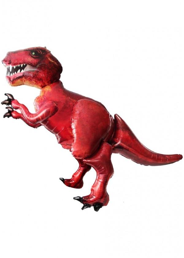"[Airwalker] Discovering Dinosaurs Tyrannosaurus Rex 68"" x 61"""