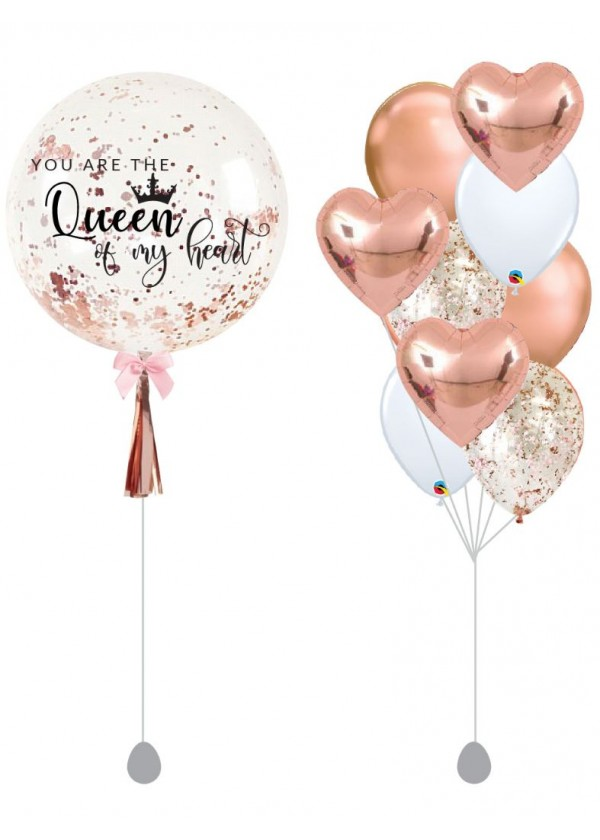 [MOTHER'S DAY] Queen of My Heart Combo