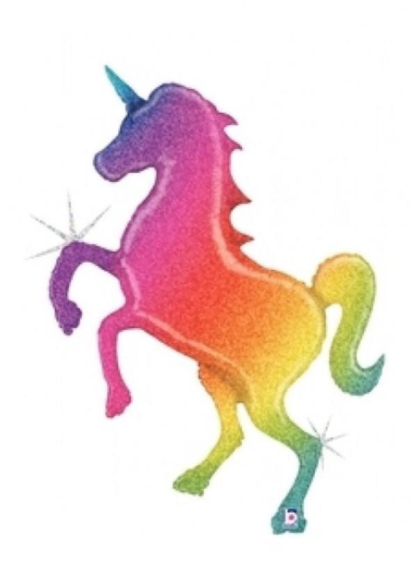 "54"" Unicorn Holographic"