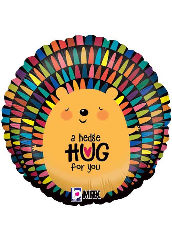 "18"" Round Hedge Hug For You"